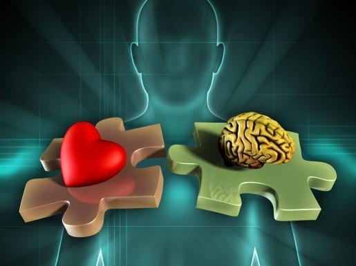 Head heart body