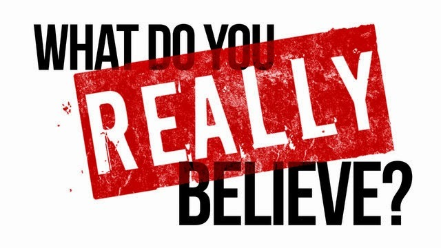 how to know what you believe in your subconscious mind